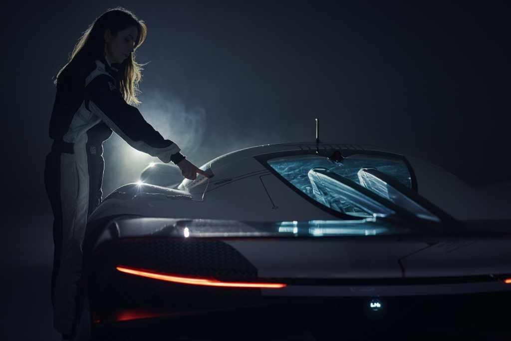 Jaguar Vision Gran Turismo SV Gaming Endurance E-Racer
