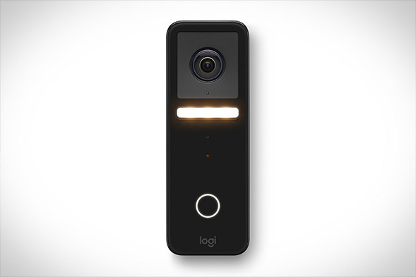 Logitech Circle View Wired Doorbell | Infinity Masculine