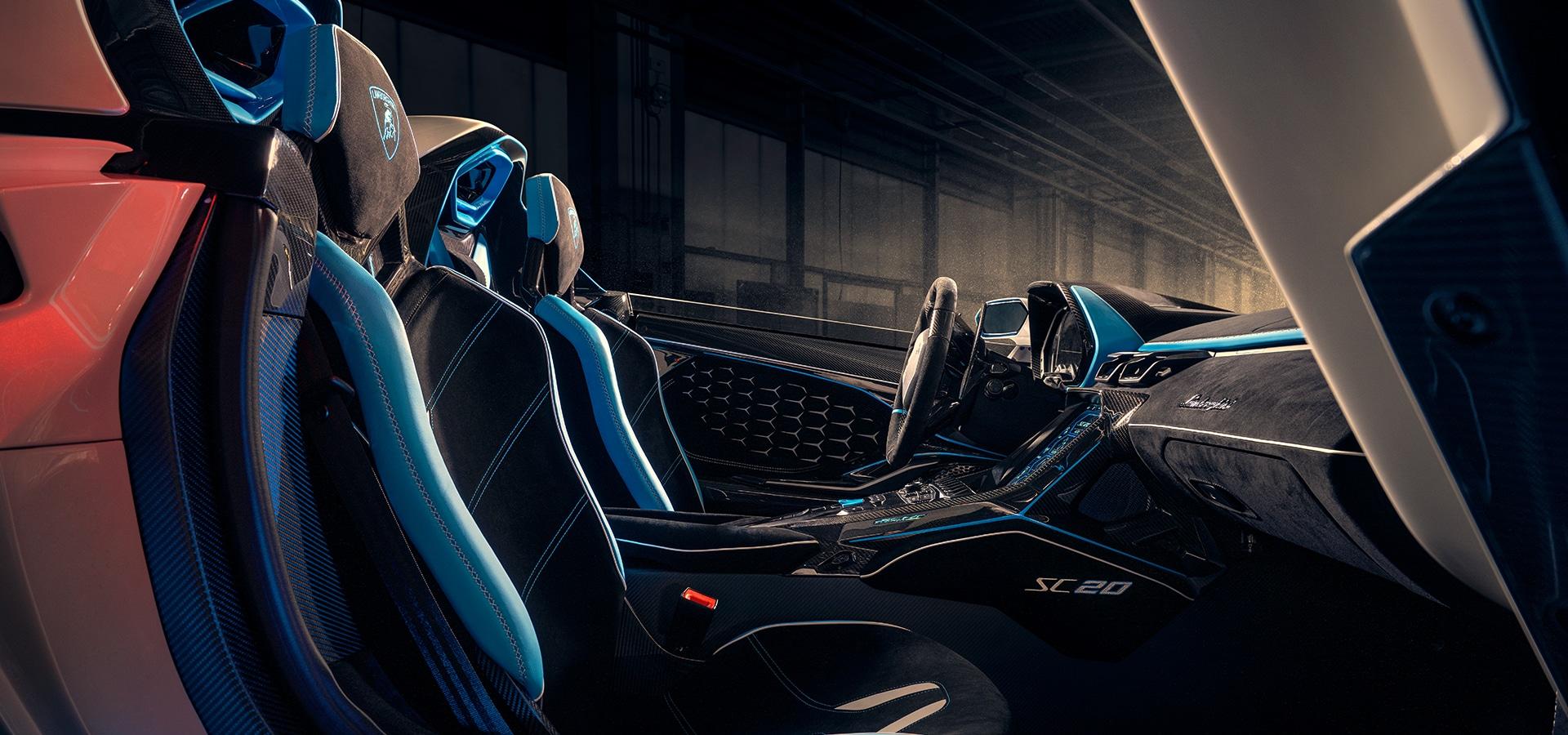 2021 Lamborghini SC20 Roadster