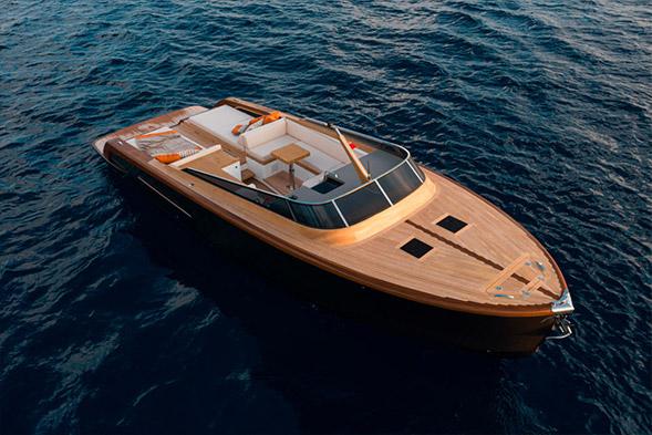 Castagnola Heritage 9.9 Yacht