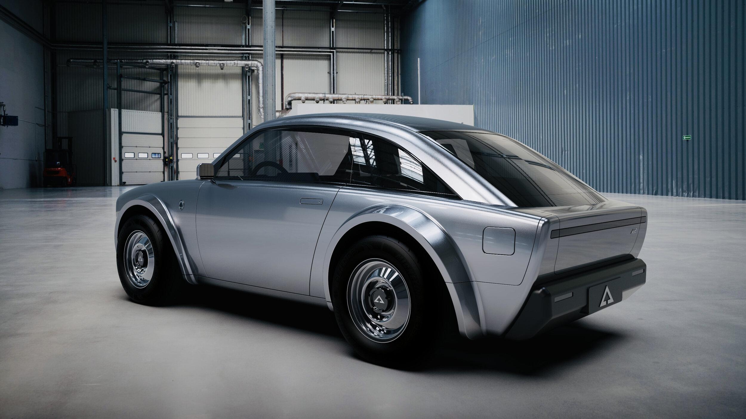 Alpha Motors ACE Coupe