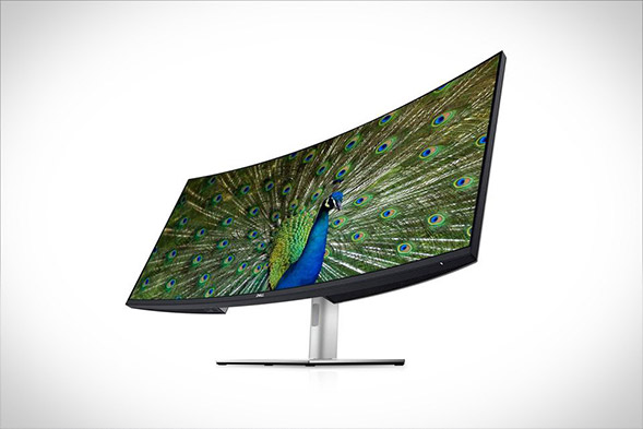 Dell UltraSharp 40 Curved Display