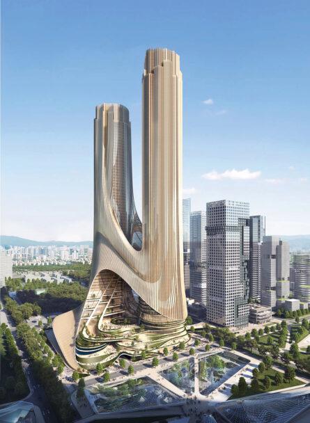 Tower C By Zaha Hadid Architects