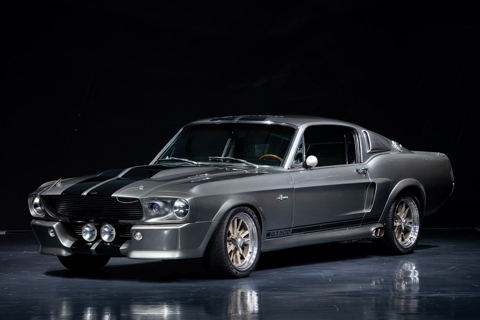 Eleanor 1967 Ford Mustang From Gone In 60 Seconds