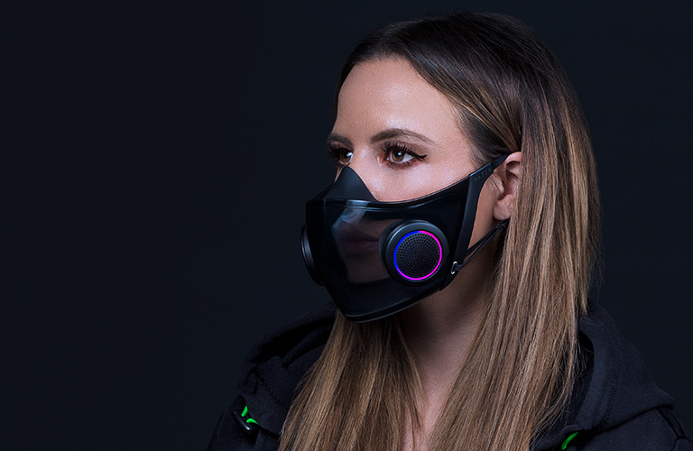 Razer Project Hazel The World's Smartest Mask