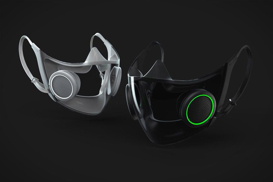 Razer Project Hazel The World's Smartest Mask