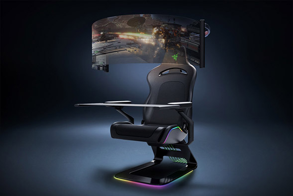 Razer Project Brooklyn Gaming Chair