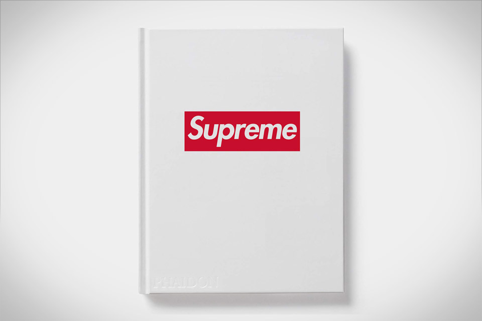 Supreme Hardcover Book