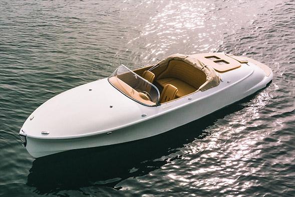 Seven Seas Hermes Speedster E