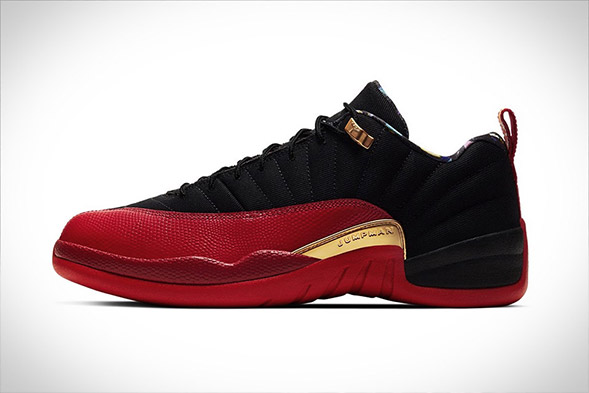 "Air Jordan 12 Low SE ""Super Bowl LV"""