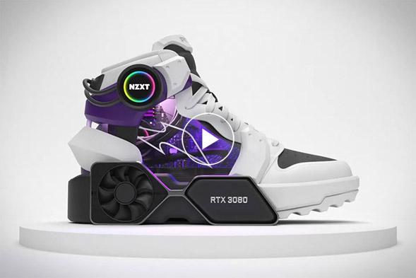 RTFKT x NZXT Sneakers