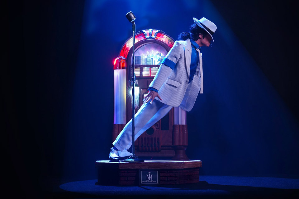 Michael Jackson Smooth Criminal Deluxe Edition by PureArts