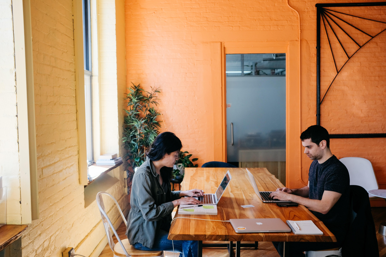 Coworking travail à distance
