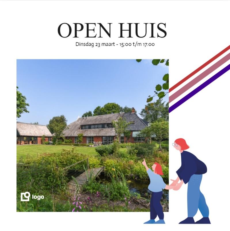 Digitale Open Huizen Dag succesvol promoten
