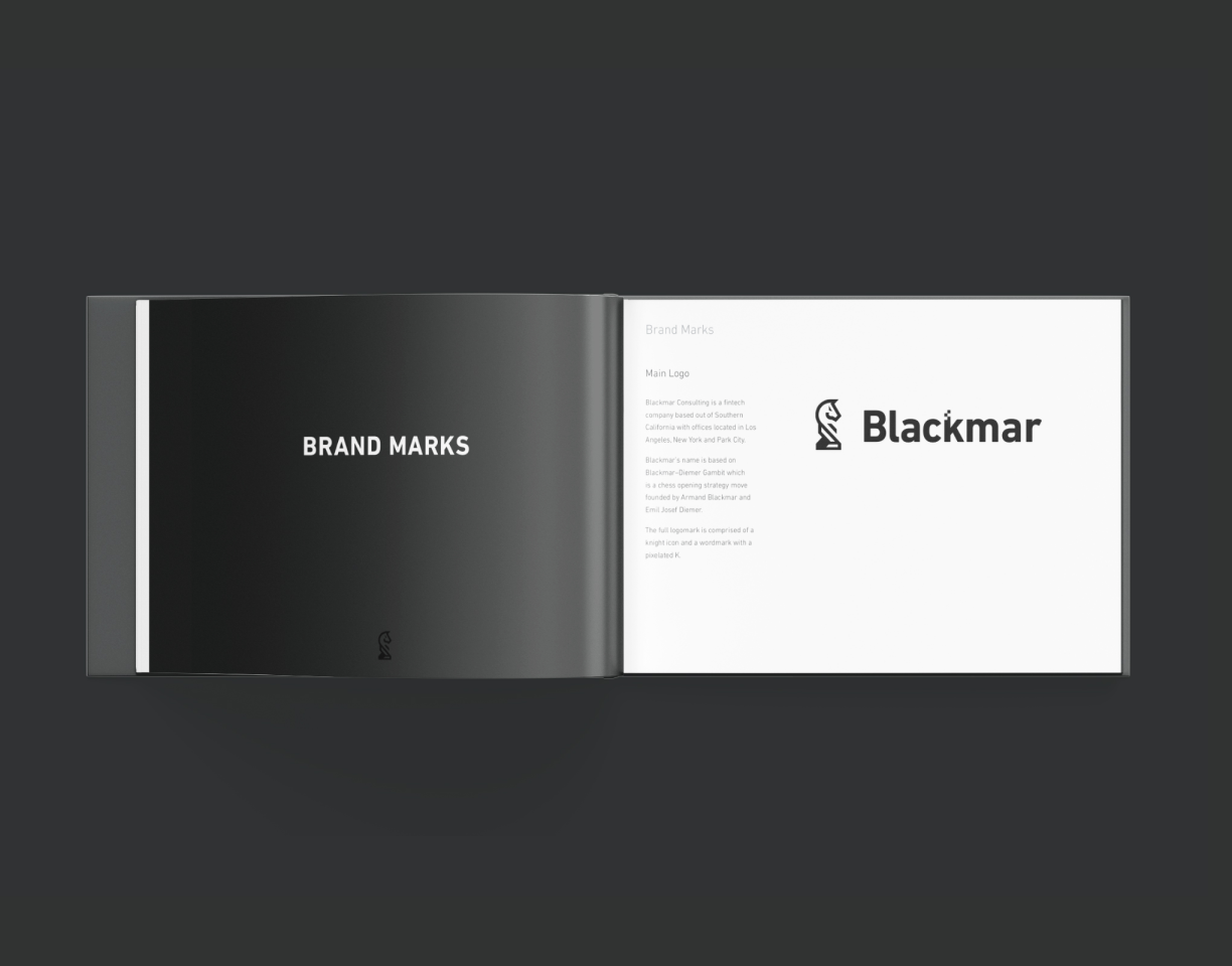 Blackmar Consulting - Brand Guidelines | JShaw Creative