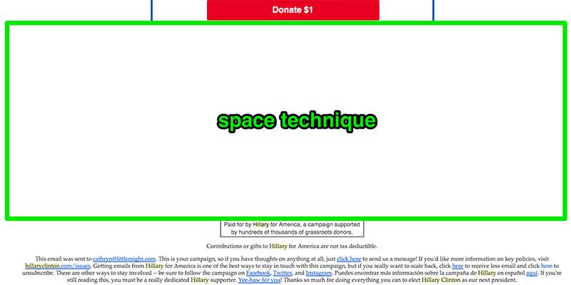 space-technique