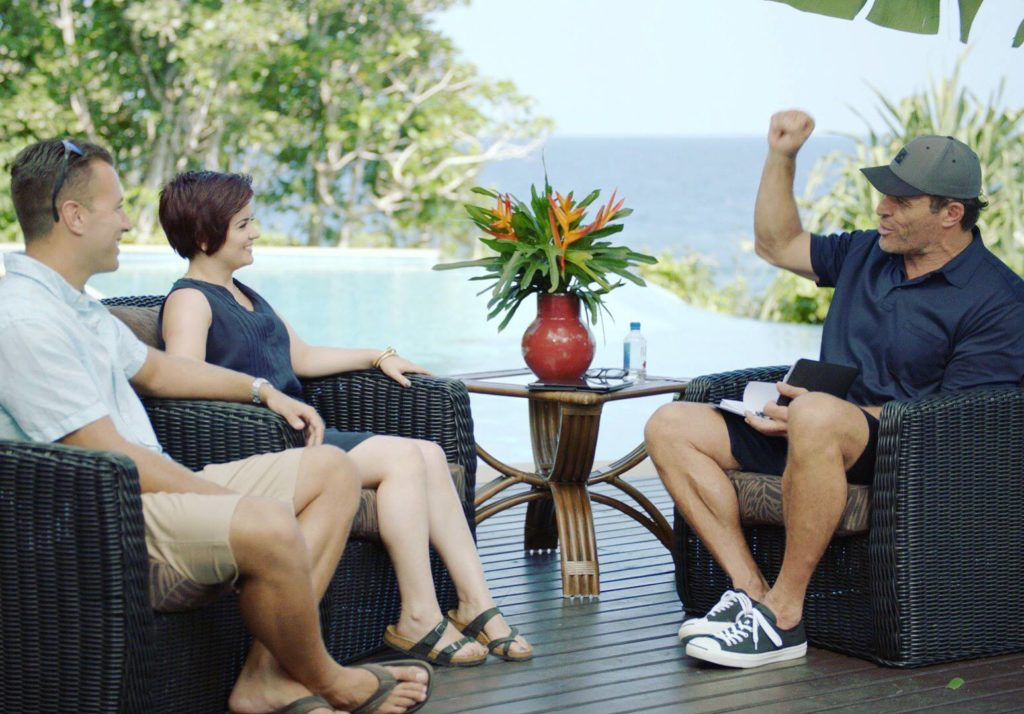 one on one with tony robbins