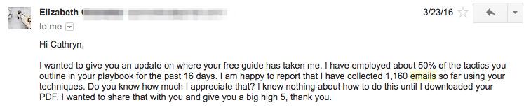 Littlenomad-email