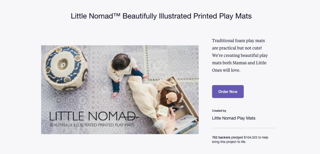 Littlenomad-playmats