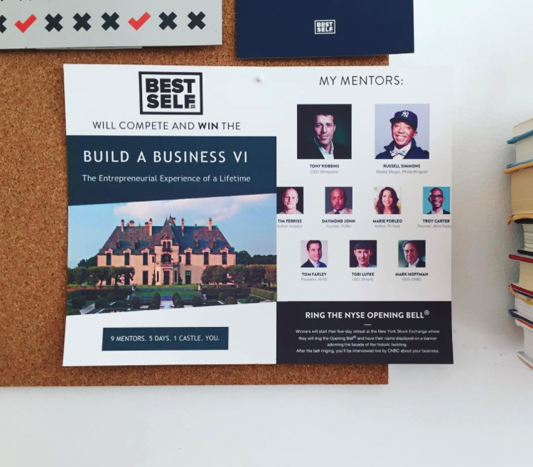 Shopify Build a Business Contest