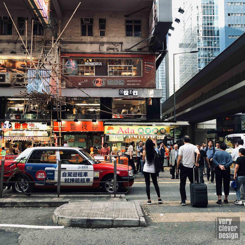 Lockhart Road, Wan CHAI