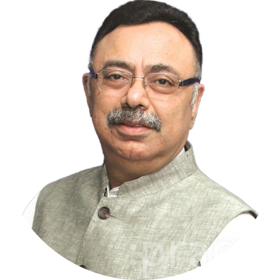 Dr. Narendra Malhotra, Lead researcher and Senior Gynaecologist