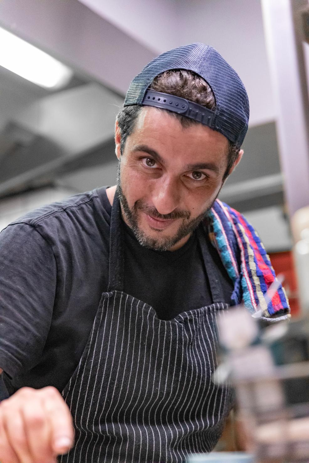Le Chef, Gilles