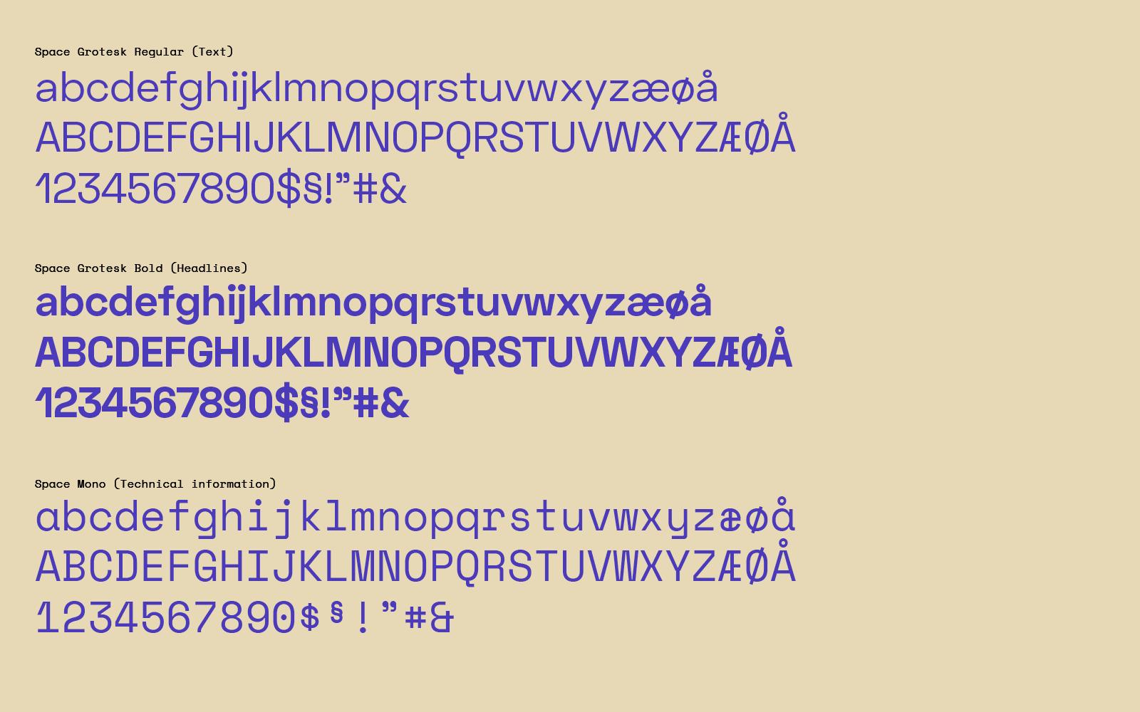 data coop typografi
