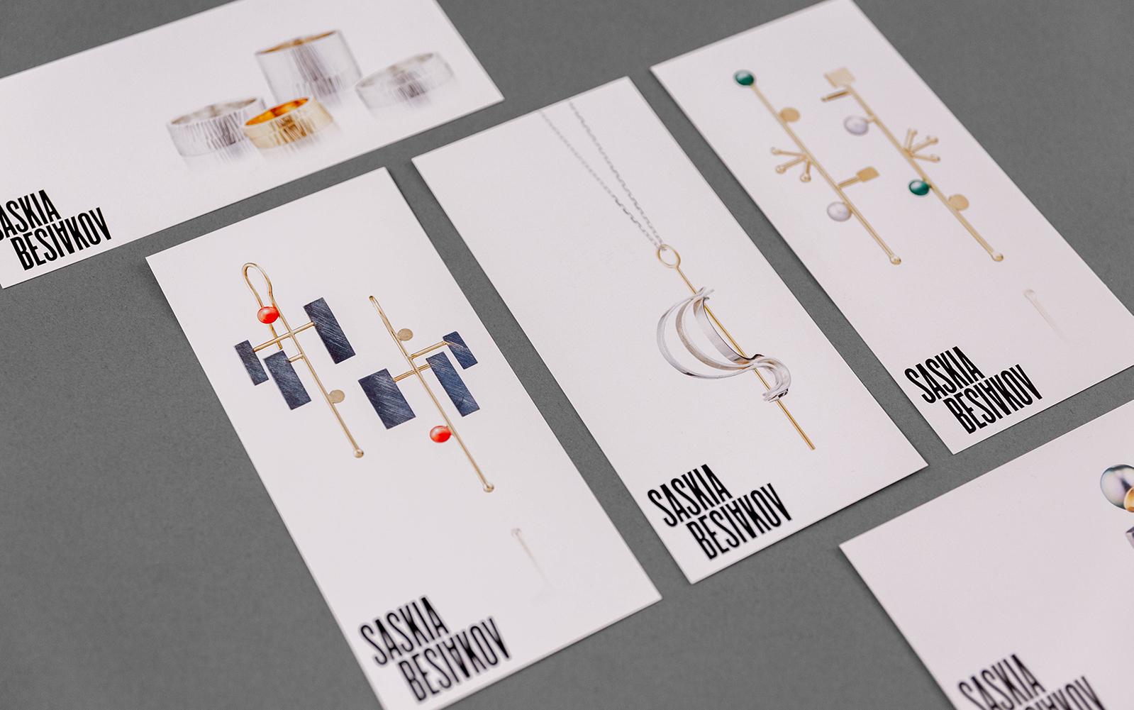 Saskia Besiakov postkort