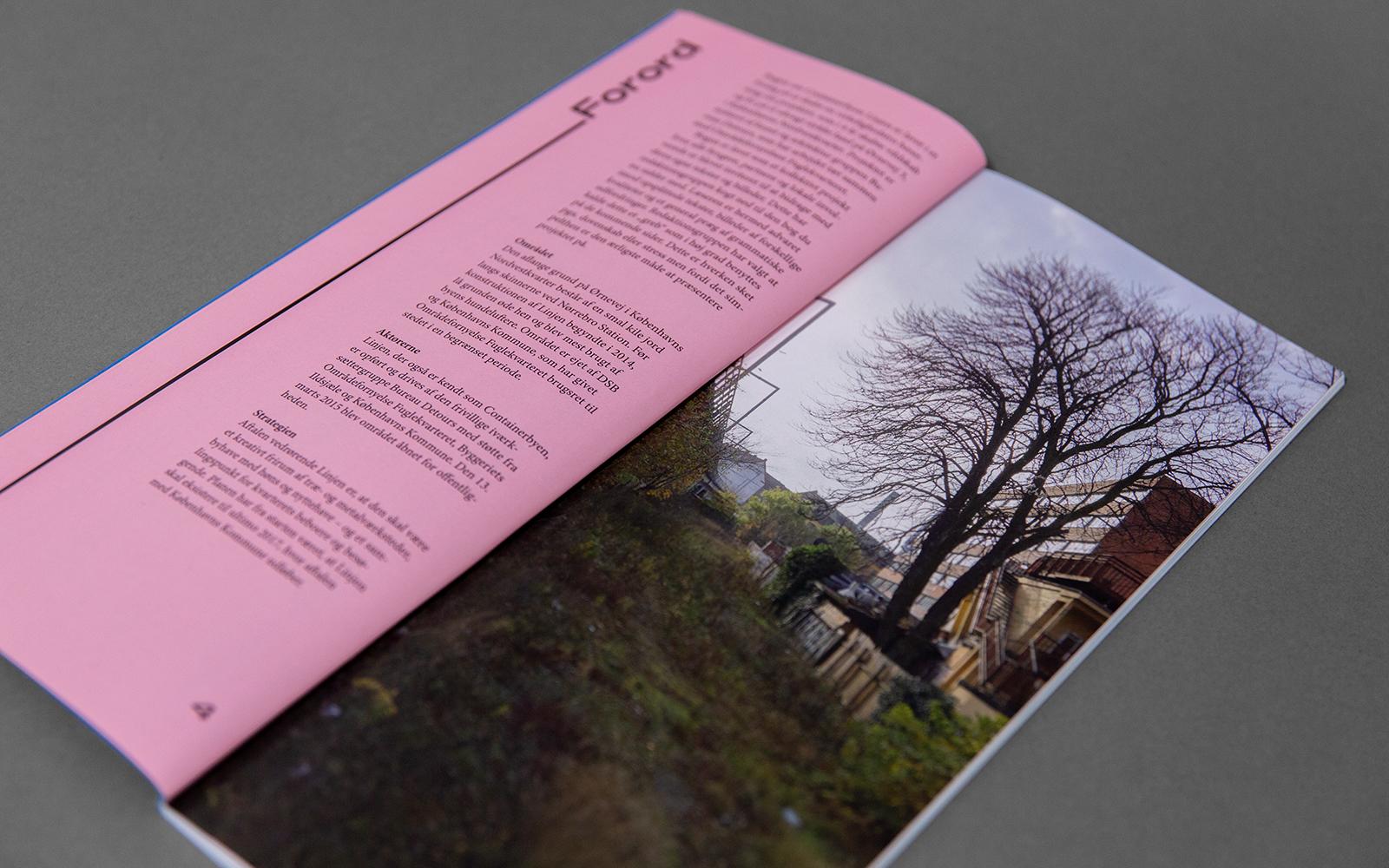 Opslag fra publikationen Containerbyen Linjen