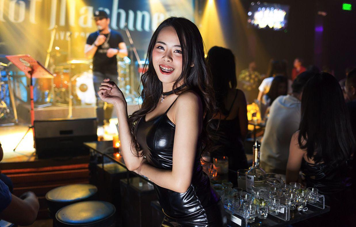 BANGKOK'S BEST KTV CLUB
