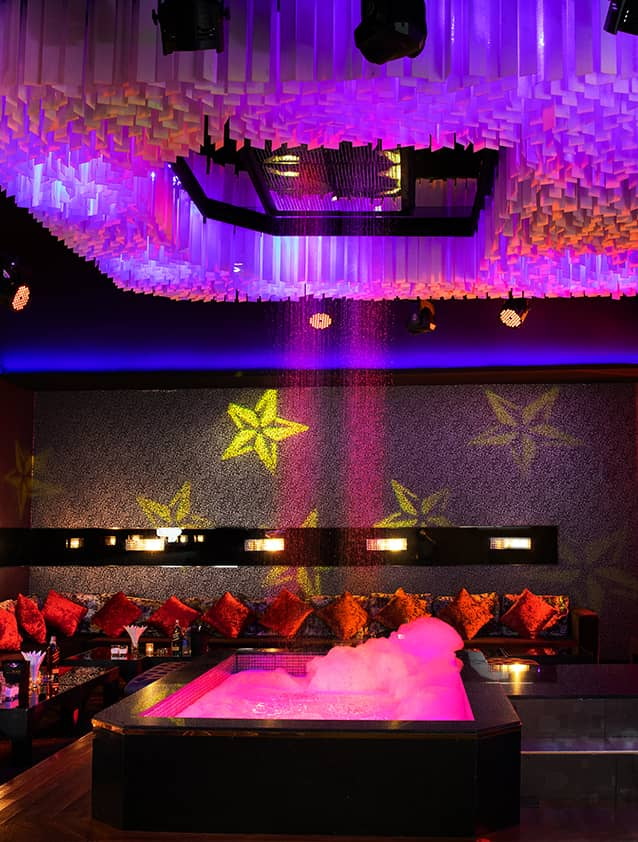 Top Vip Room | Party Rooms