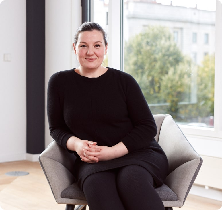Beatrice Kahl - Head of HR