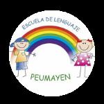 logo escuela de lenguaje  peumayen