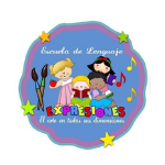 logo escuela de lenguaje  expresiones