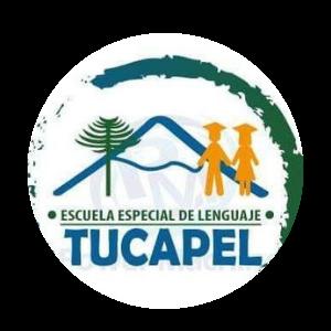 logo escuela de lenguaje  tucapel