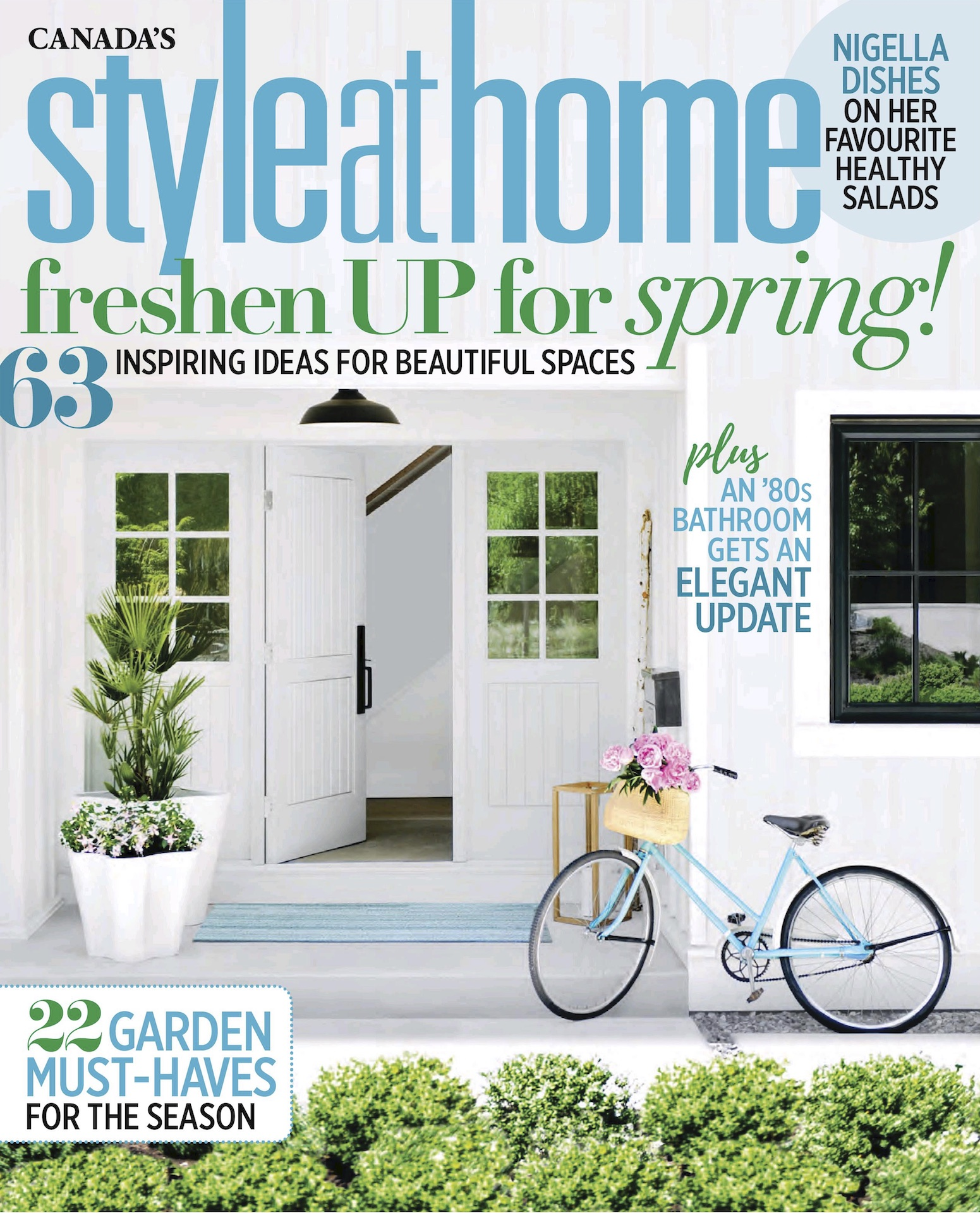 Style at home cover