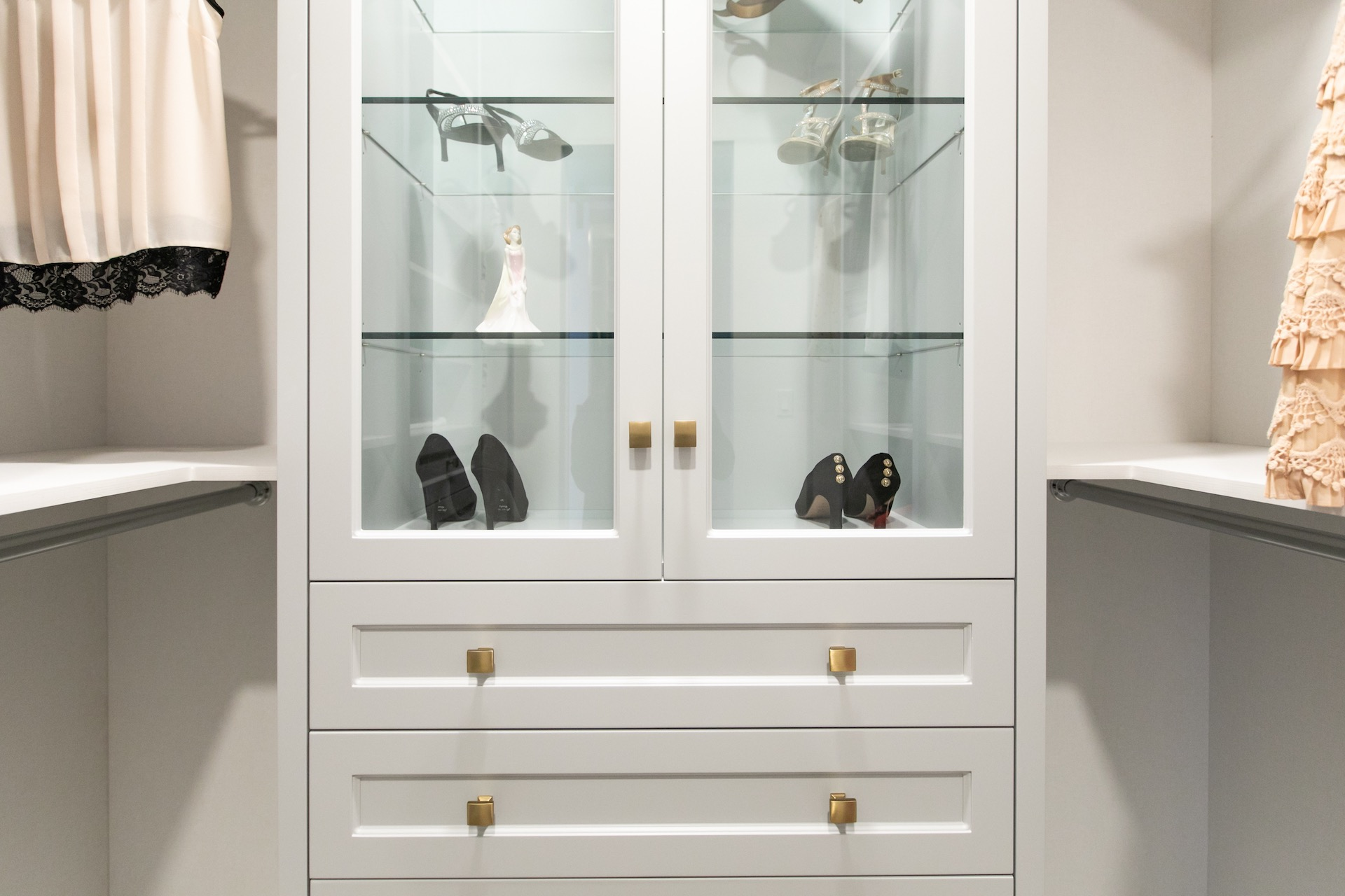 NIICO Wardrobe glass doors