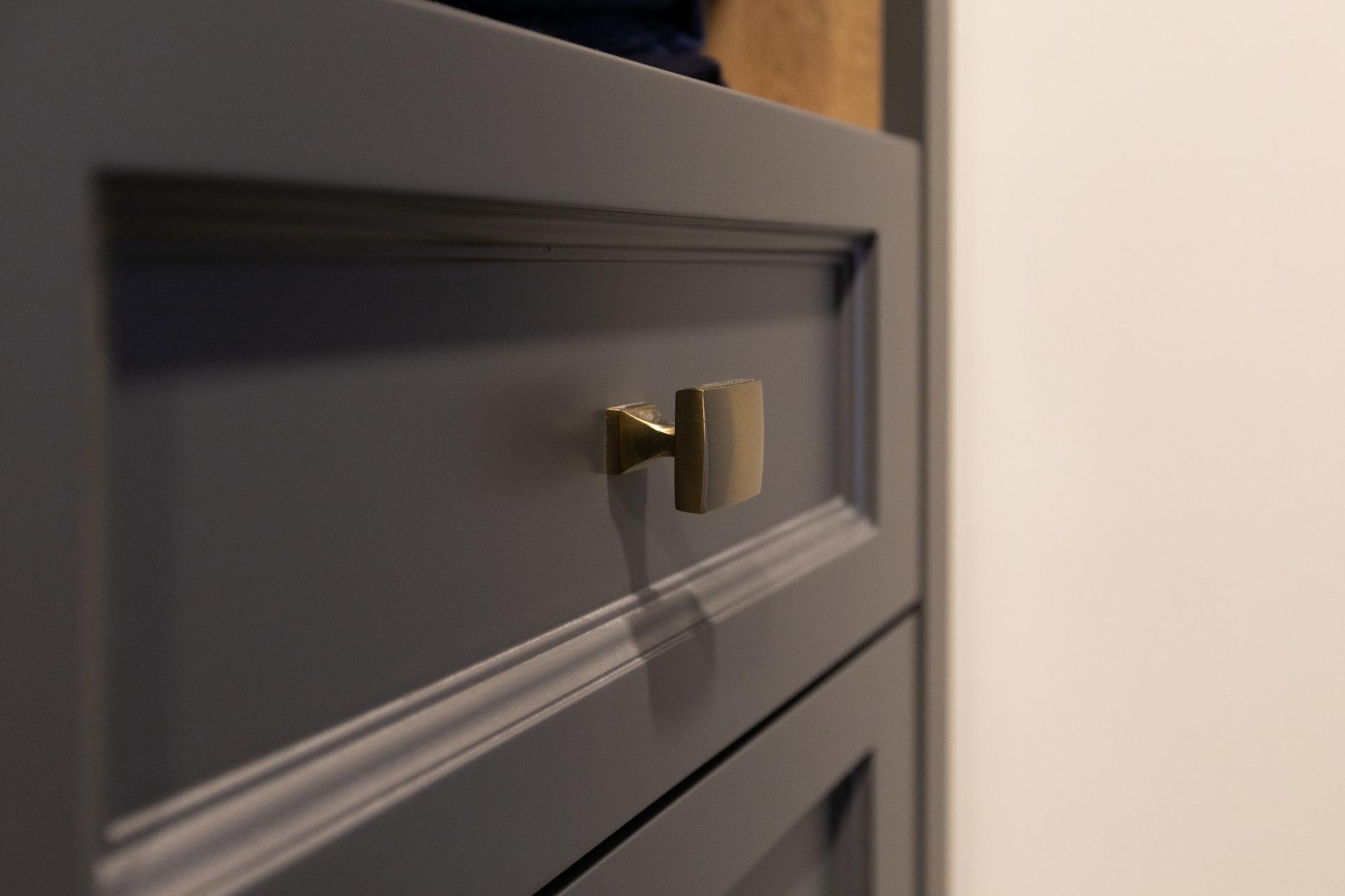 NIICO Wardrobe drawer handles