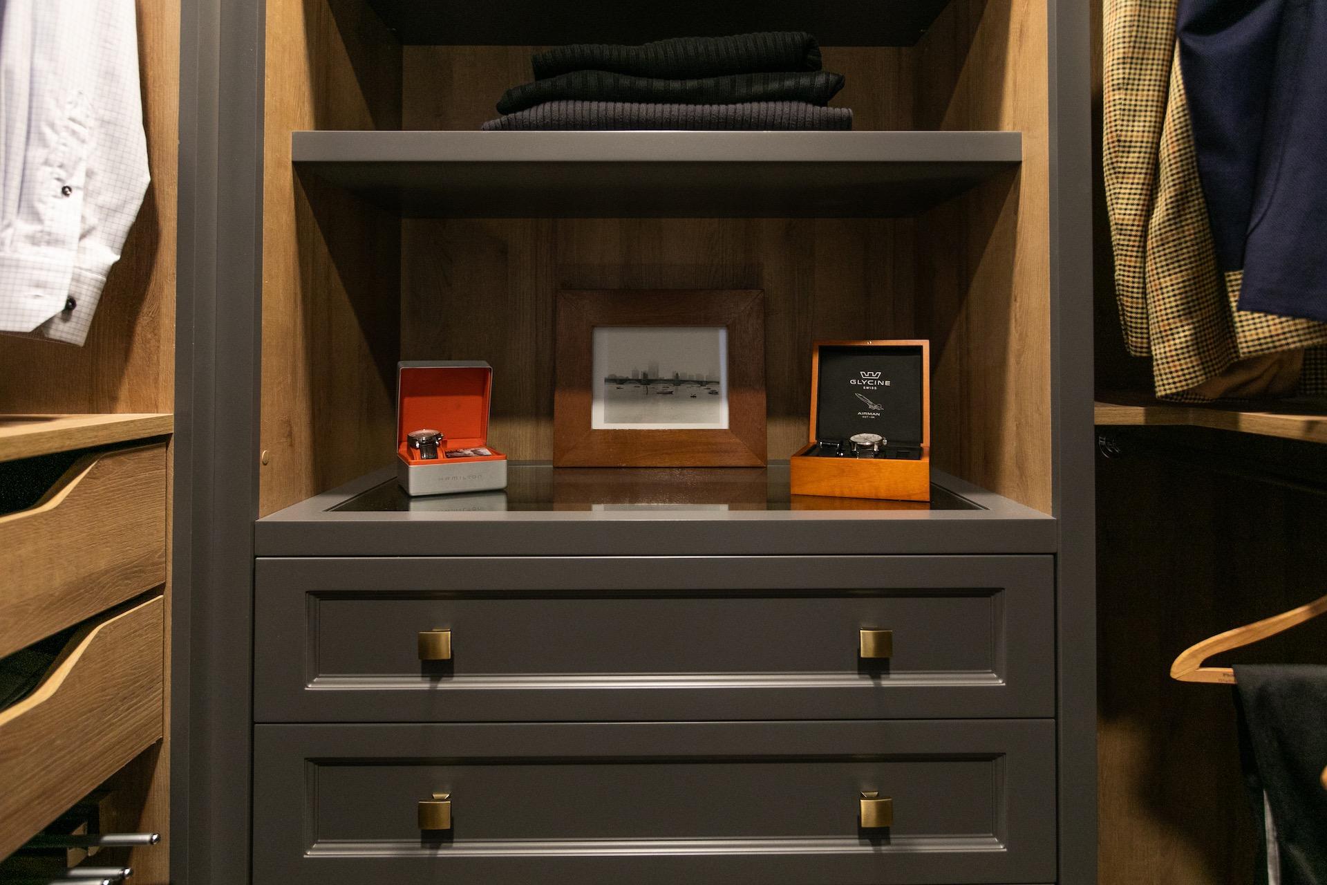 NIICO Wardrobe with drawers