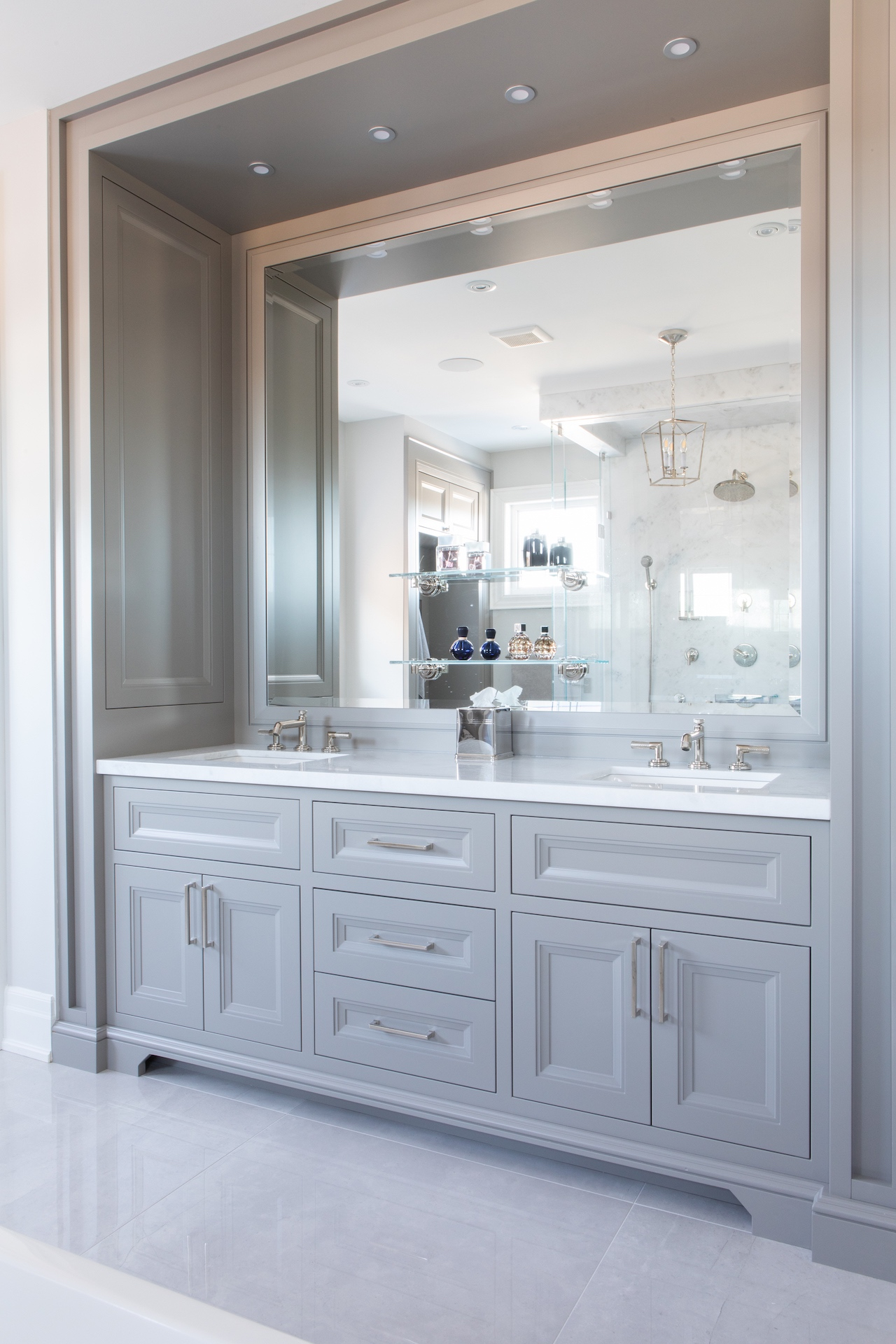 NIICO GL Bath Vanity