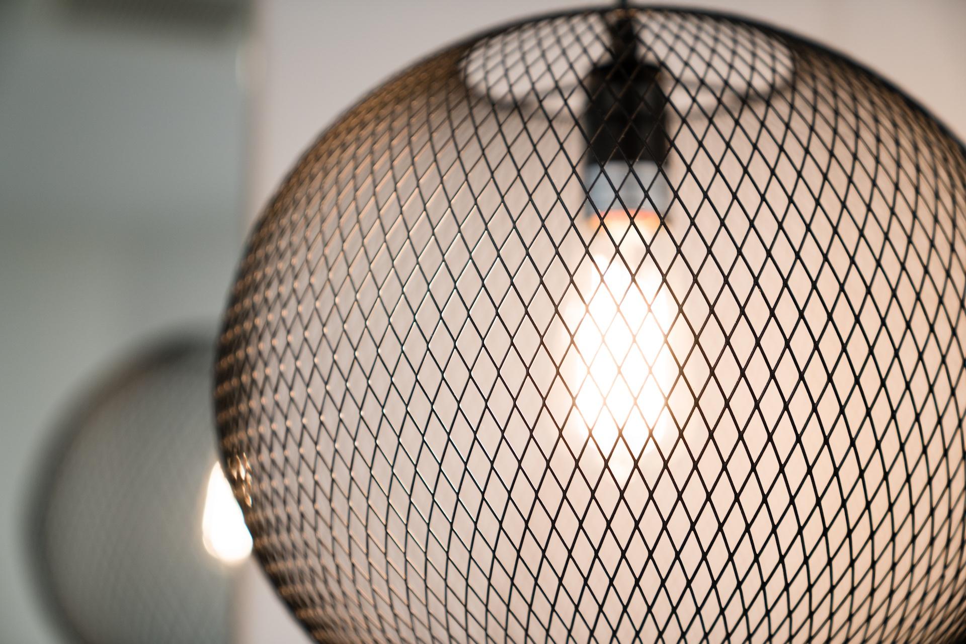 ball light mesh