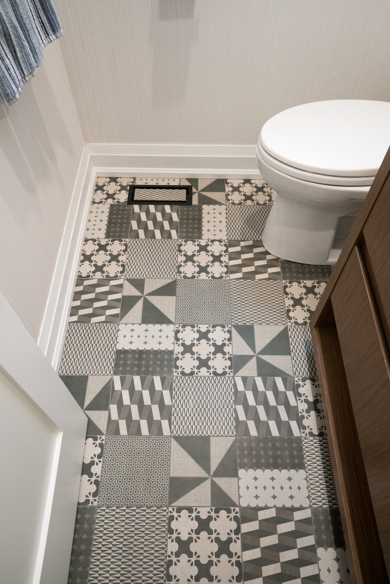 bath floor tile