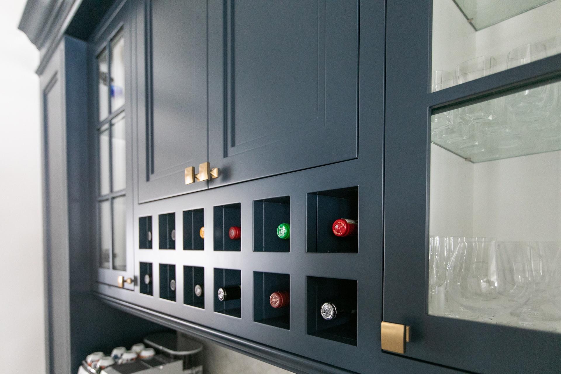 NIICO blue wine slots