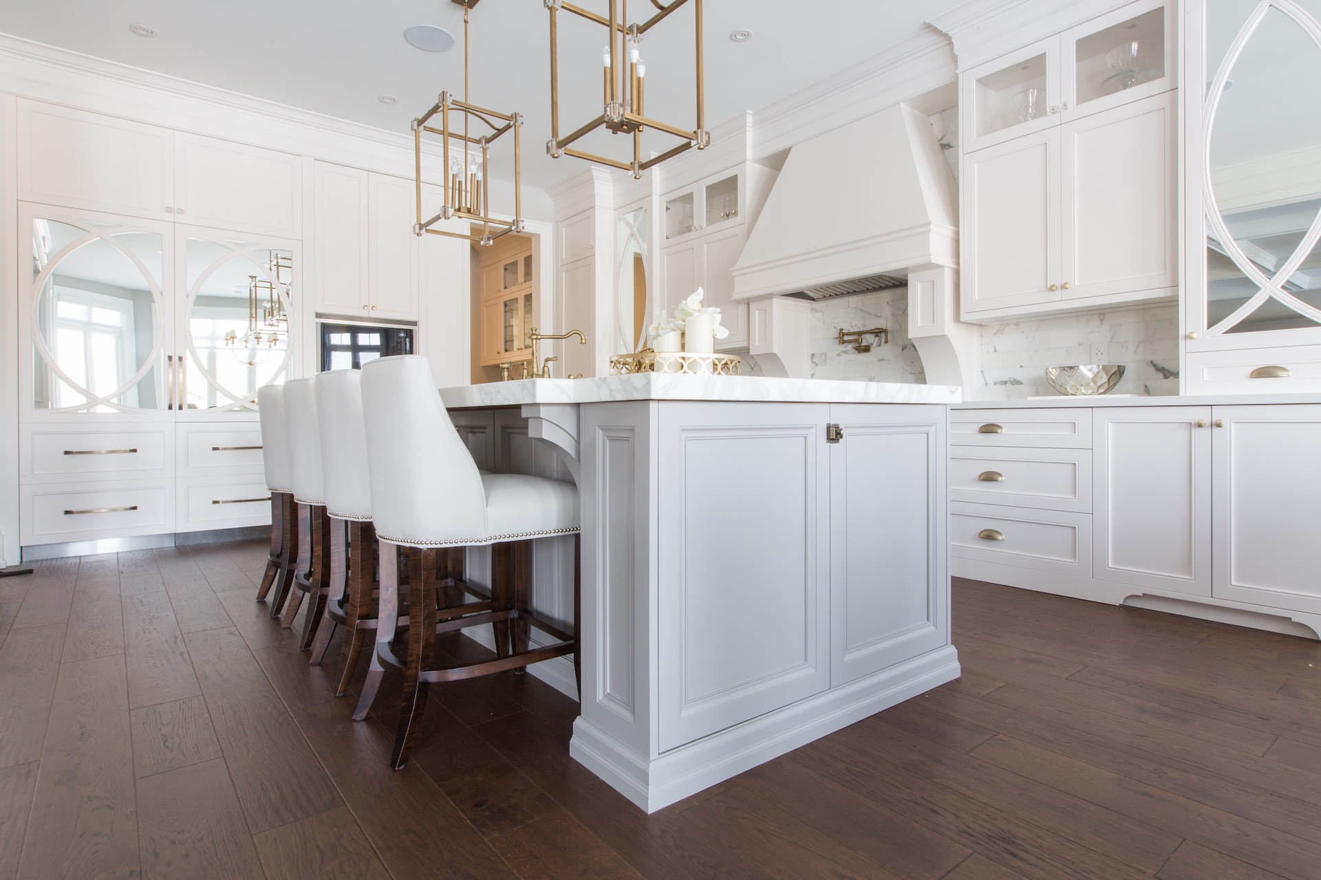white NIICO kitchen