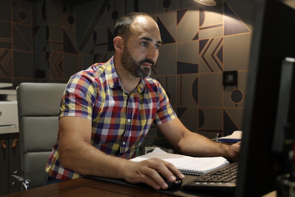 Jesus Martinez gérant Atelier d'Ober
