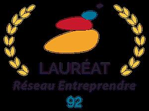Logo entreprise Réseau Entreprendre