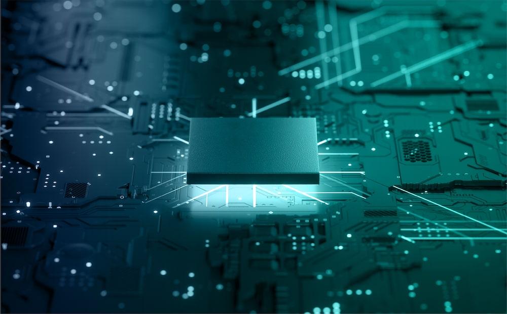 Image d'un processeur