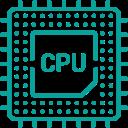 Icone d'un CPU