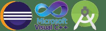 Logo de logiciels de développement
